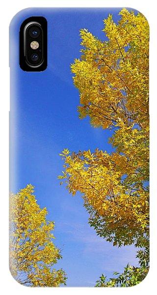 September Sky IPhone Case