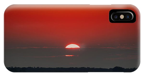 September Sky IPhone Case