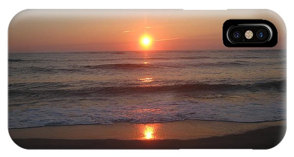 September Sunrise IPhone Case
