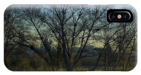 Sepulveda Dam At Dawn On New Year's Day 2015 IPhone Case