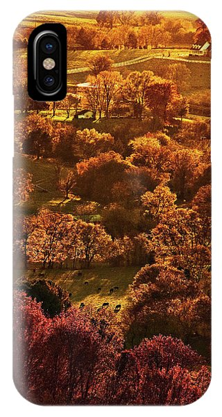 Sequatchie Valley Fall IPhone Case