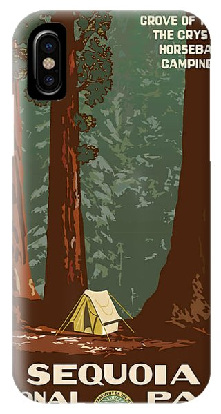 Sequoia National Park IPhone Case