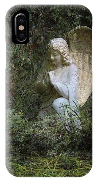 Seraphim Angel Garden IPhone Case
