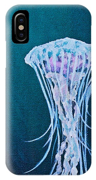Serene Depths IPhone Case