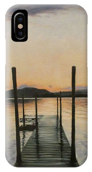 Serene Phone Case by Ronald East