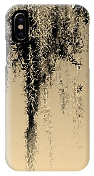 Serenity In Sepia IPhone Case