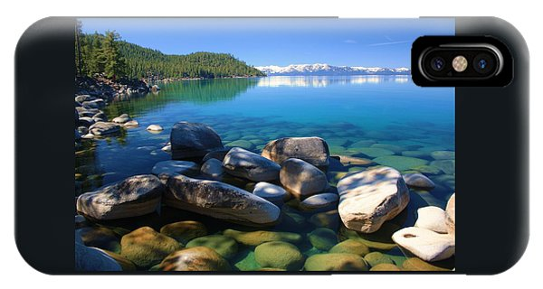 IPhone Case featuring the photograph Serenity by Sean Sarsfield