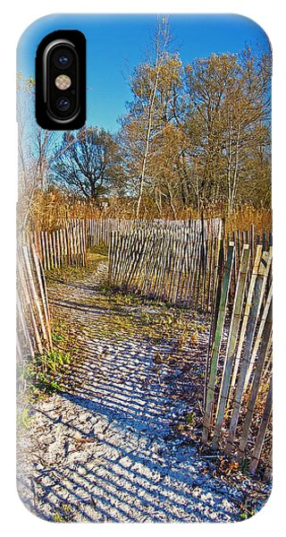 Serenity Trail.... IPhone Case
