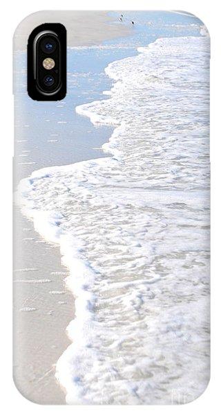 Serenity's Shore IPhone Case