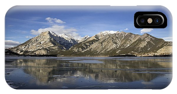 Banff iPhone Case - Serenity's Shrine by Evelina Kremsdorf