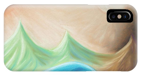 Seven Days Of Creation - The Fourth Day IPhone Case