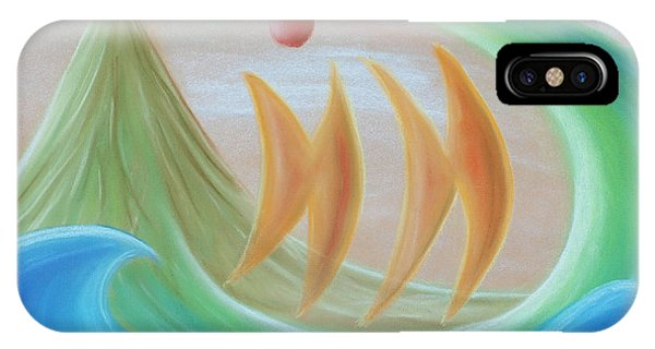 Seven Days Of Creation - The Sixth Day IPhone Case