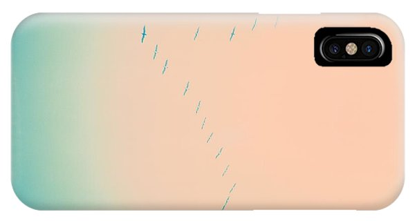 Seven Sky IPhone Case