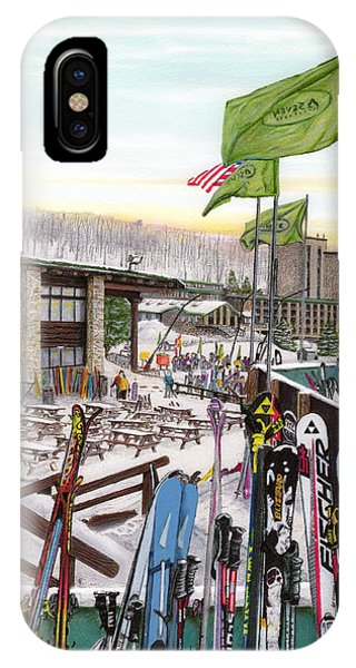 Seven Springs Mountain Resort IPhone Case