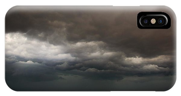 iPhone Case - Severe Storms Over South Central Nebraska by NebraskaSC