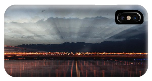 Severn Bridge IPhone Case