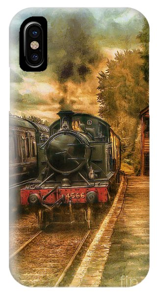Severn Valley Railway Phone Case by J A Evans