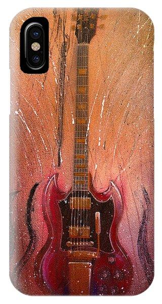 SG IPhone Case