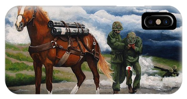 Sgt. Reckless IPhone Case