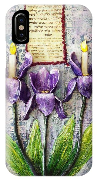 Shabbat IPhone Case