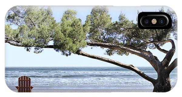 Shade Tree Panoramic IPhone Case