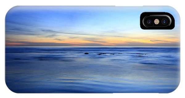 Rocks In Surf Carlsbad IPhone Case