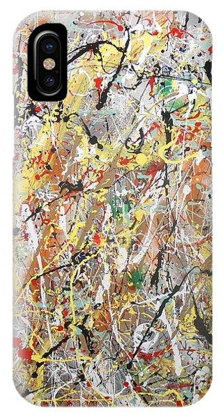 Pollock IPhone Case