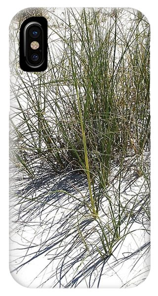Shadow Grass IPhone Case