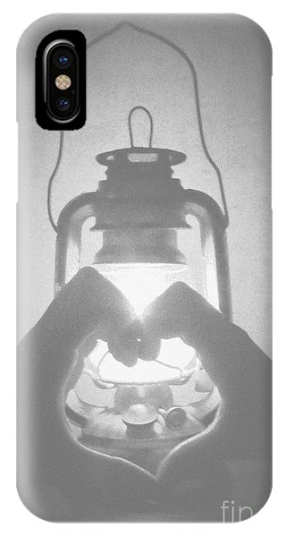Shadow Phone Case by Katherine Williams