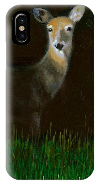 Shadow Play IPhone Case