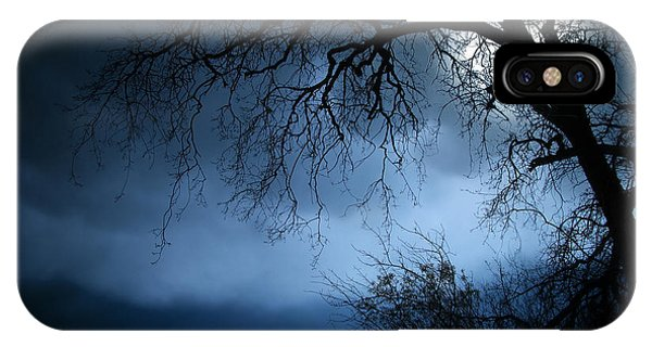 Digital Effect iPhone Case - Shadowlands 3 by Peter Awax