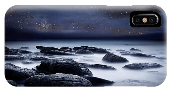 Shadows Of The Night IPhone Case