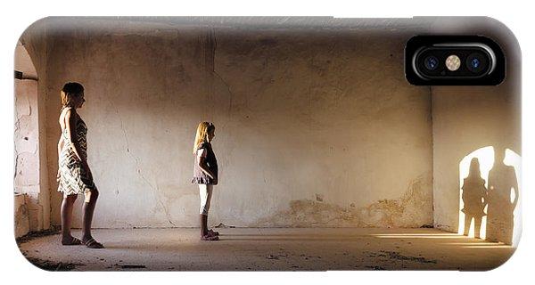 Shadows Reborn - Convergence IPhone Case