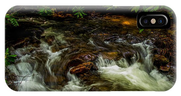 Shady Brook Phone Case by Russ Burch