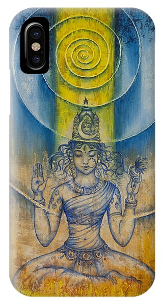 Shakti IPhone Case