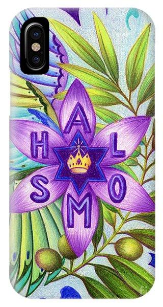 Shalom IPhone Case