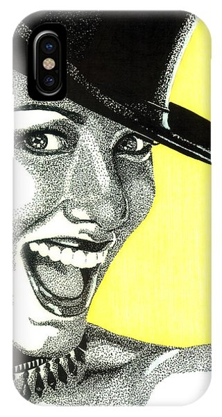 Shania Twain IPhone Case