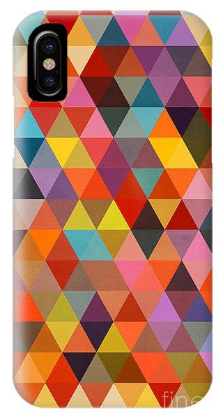 Vector iPhone Case - Shapes by Mark Ashkenazi