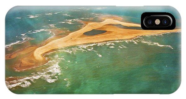 Shark Island Nc IPhone Case