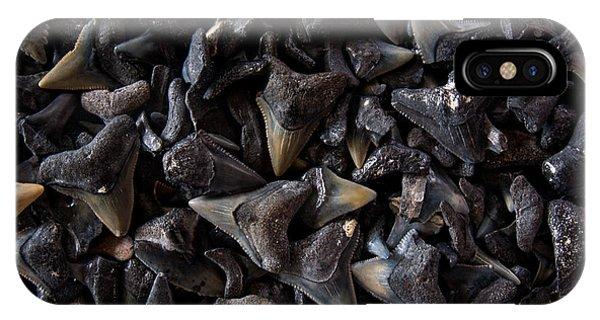 Shark Teeth IPhone Case