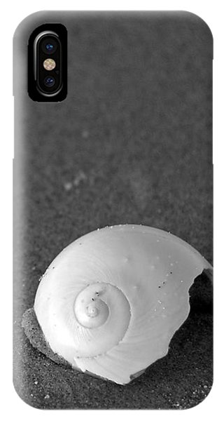 Shark's Eye In The Sand IPhone Case