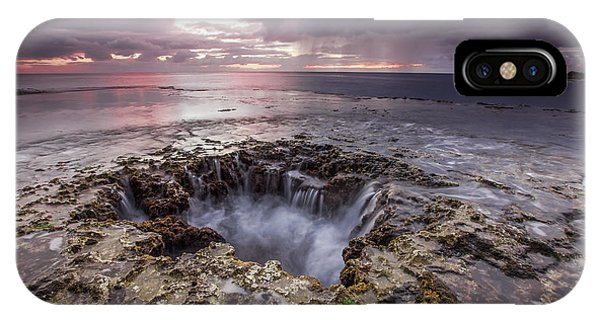 Sharks Mouth Cove IPhone Case