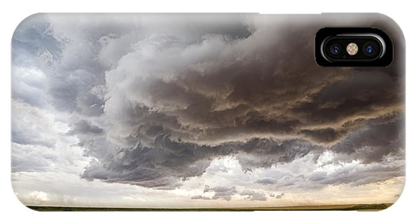 Sharon Springs IPhone Case
