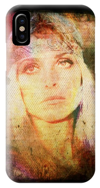 Sharon Tate - Angel Lost IPhone Case