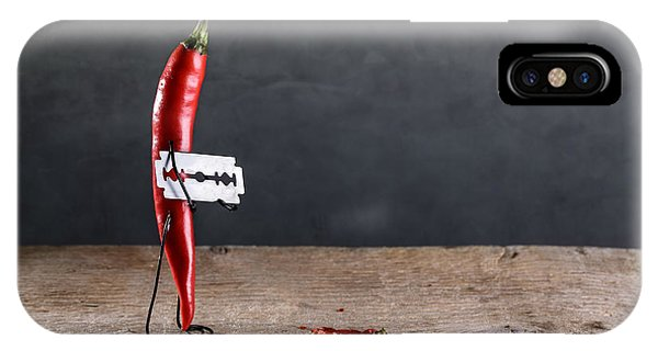Sharp Chili IPhone Case
