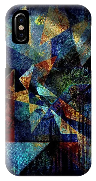 Shattered Reflections IPhone Case