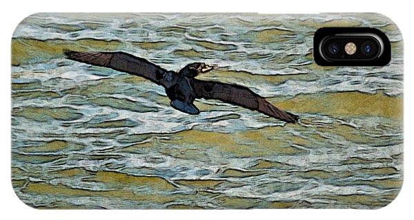Shawnee Lake Wild Duck 3 IPhone Case