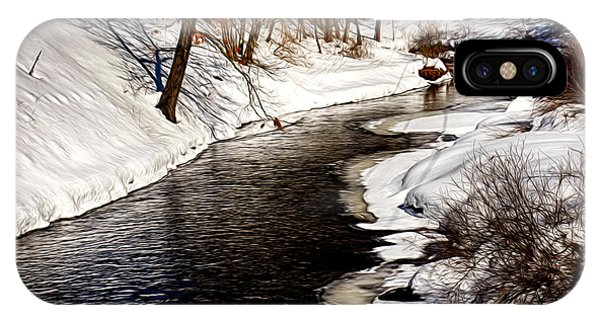 Shawsheen River IPhone Case