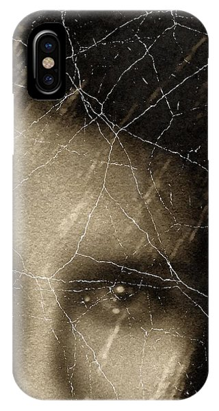 She Died Before Your Eyes IPhone Case