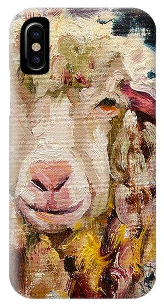 Sheep Alert IPhone Case